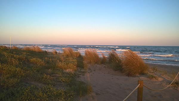 Le Dune di Barcellona