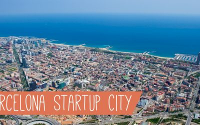 Barcellona meta preferita start-up